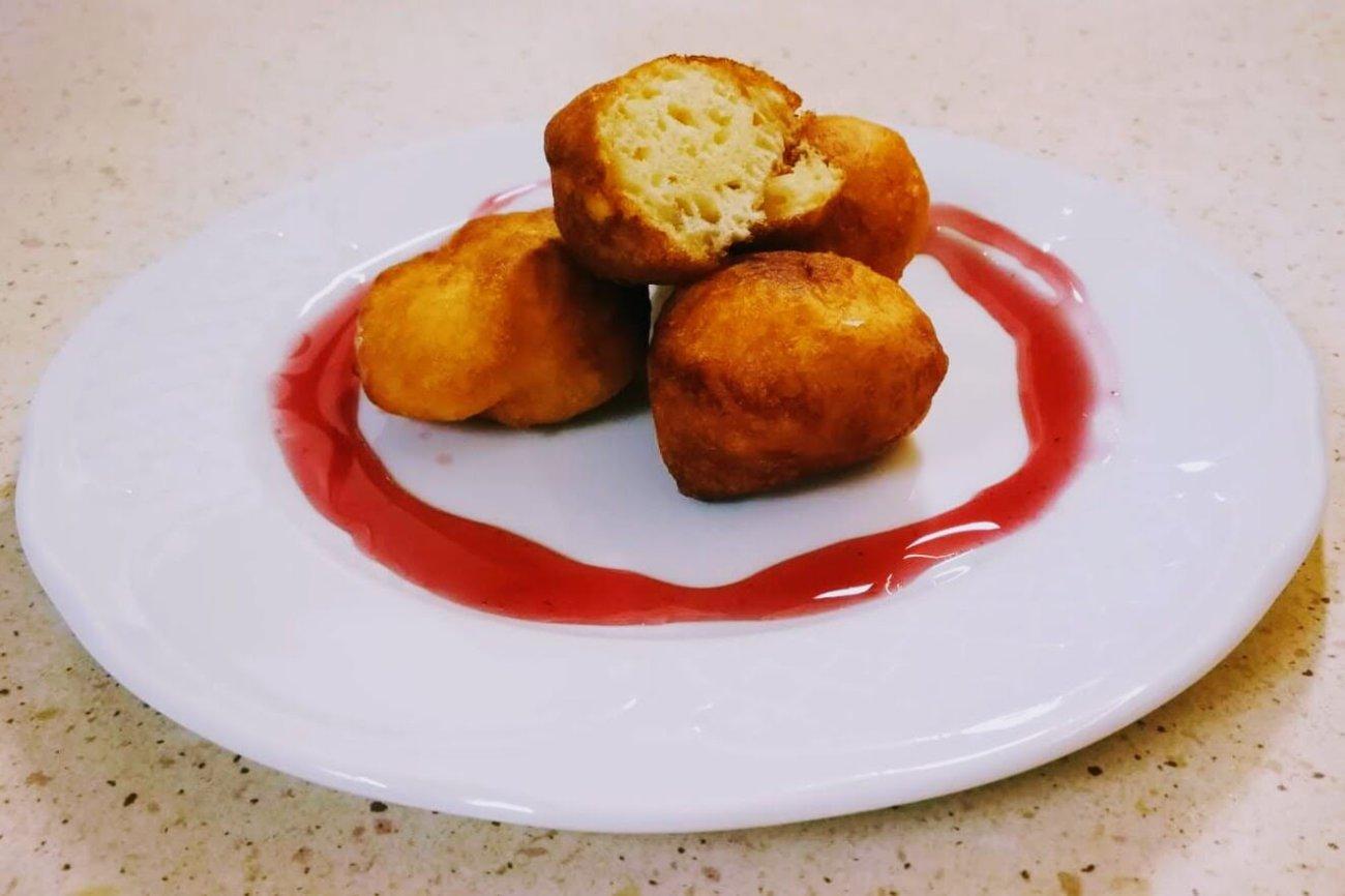 «Donuts» de cuchara
