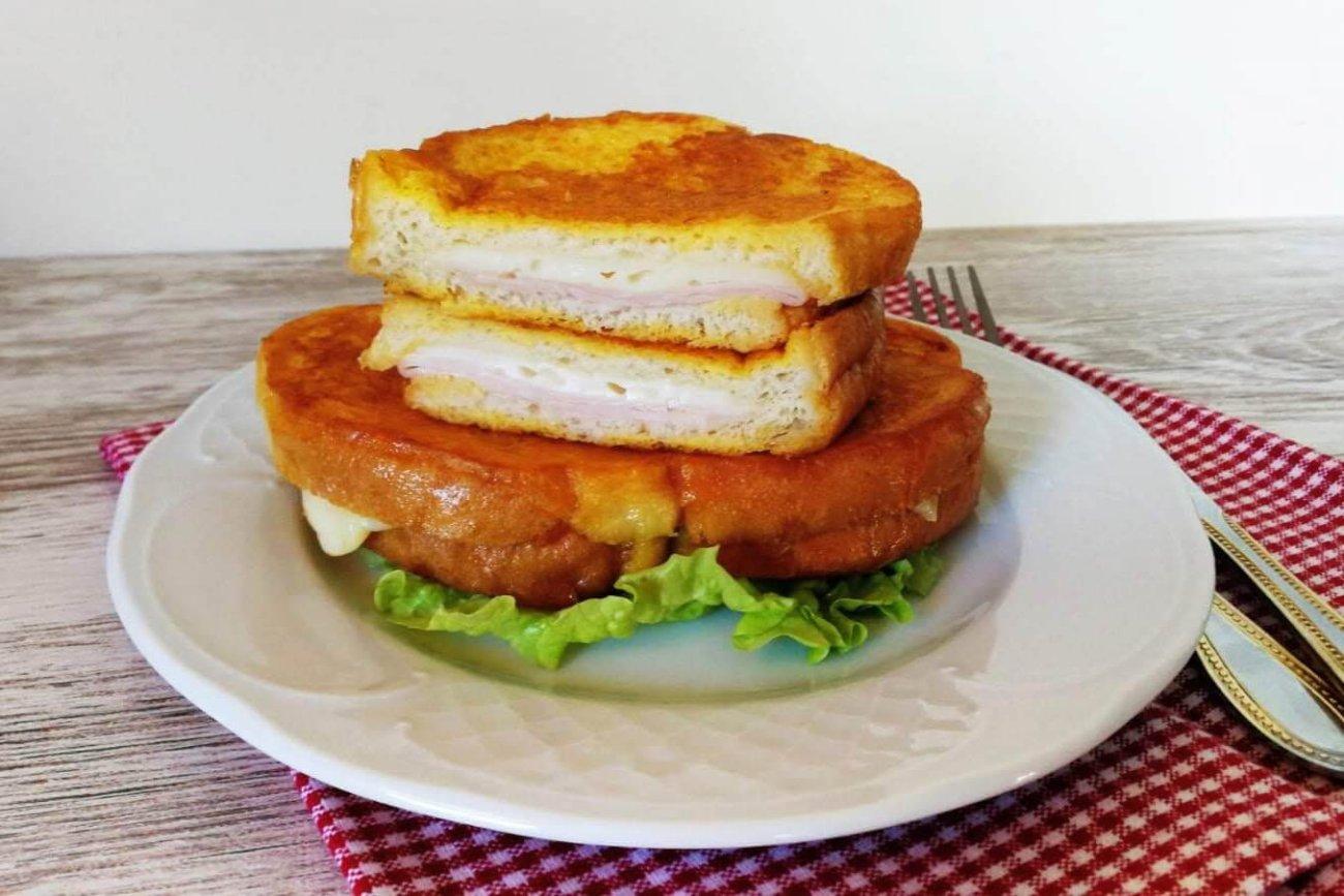 Sandwich mixto a mi manera